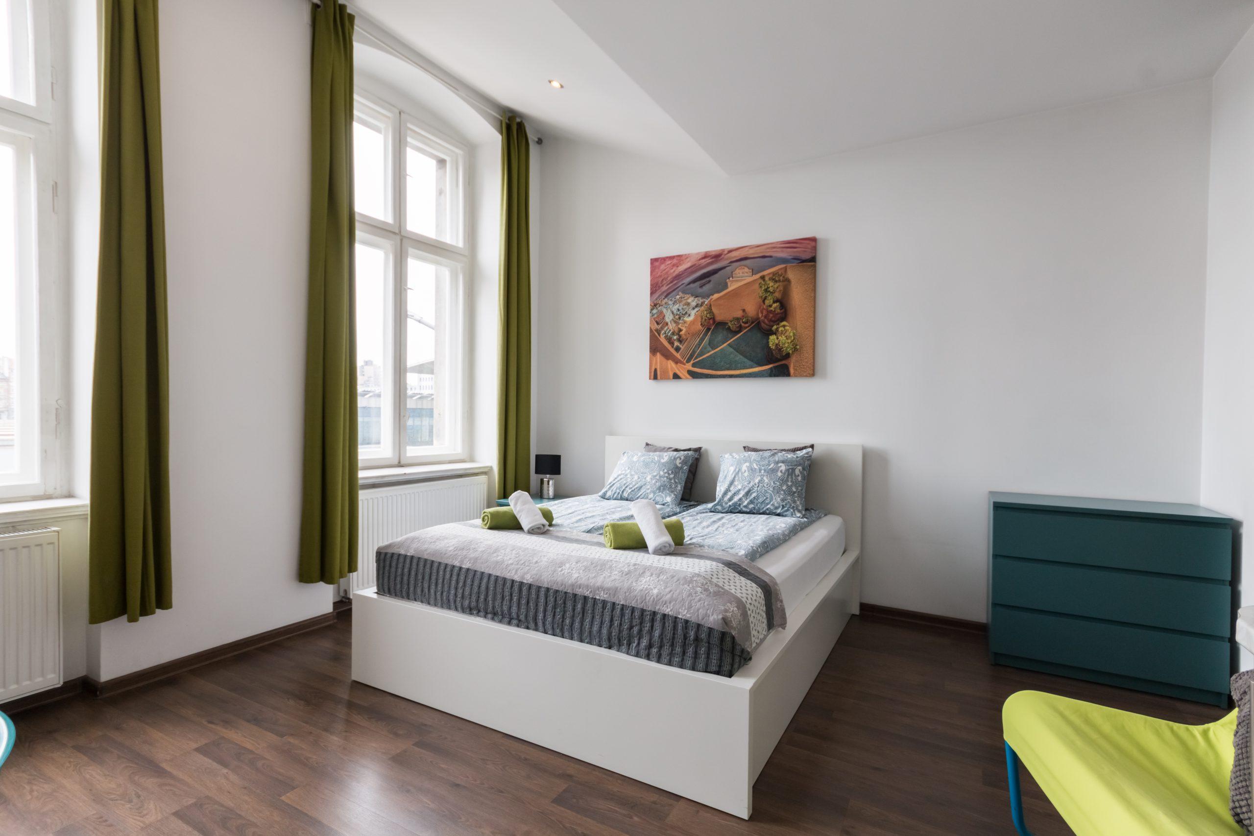 Apartament Studio - Pokój