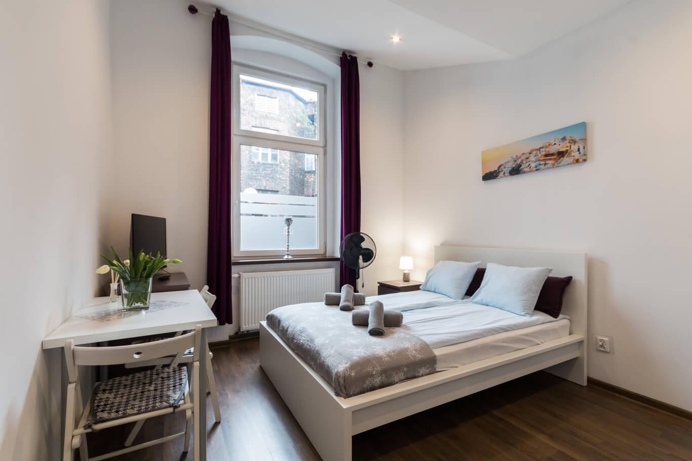 Apartament Studio Ecdonomy - Pokój
